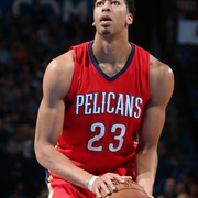The New Orleans Pelicans played at the Oklahoma City Thunder on Sunday, Dec. 21.