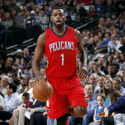 The New Orleans Pelicans played the Dallas Mavericks on Monday, March 2.