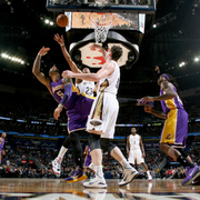 The Pelicans took on the Los Angeles Lakers on Wednesday, Nov. 12.