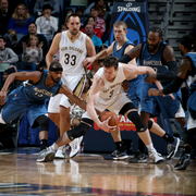 The New Orleans Pelicans played the Timberwolves on Friday, Nov. 14 at the Smoothie King Center.