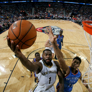 The Pelicans played the Oklahoma City Thunder on Tuesday, Dec. 2 at the Smoothie King Center.