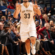 The New Orleans Pelicans took on the Cleveland Cavaliers on Friday, Dec. 12.