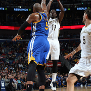 The New Orleans Pelicans took on the Golden State Warriors on Sunday, Dec. 14 at the Smoothie King Center.
