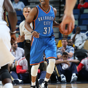 New Orleans Pelicans played the Oklahoma City Thunder on Thursday night at the Smoothie King Center.