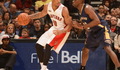 The New Orleans Pelicans played at the Toronto Raptors on Sunday, Jan. 18.