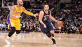 The Pelicans played at the Los Angeles Lakers on Wednesday, April 1.