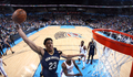 The New Orleans Pelicans defeated the Oklahoma City Thunder on Friday, Feb. 6.