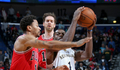 The New Orleans Pelicans played the Chicago Bulls on Saturday, Feb. 7 at the Smoothie King Center.