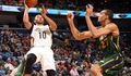 The New Orleans Pelicans played the Utah Jazz on Monday, Feb. 9 at the Smoothie King Center