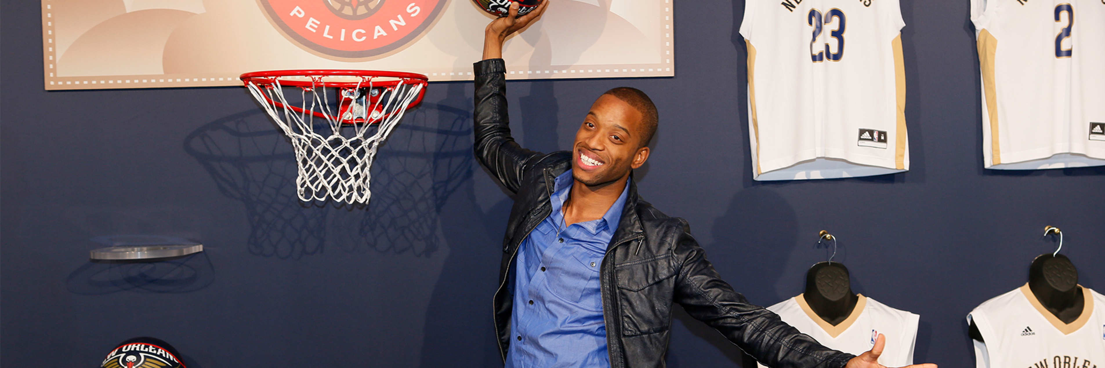 Trombone Shorty and the New Orleans Pelicans