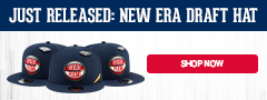 Get Your 2019 Pelicans Draft Hat!