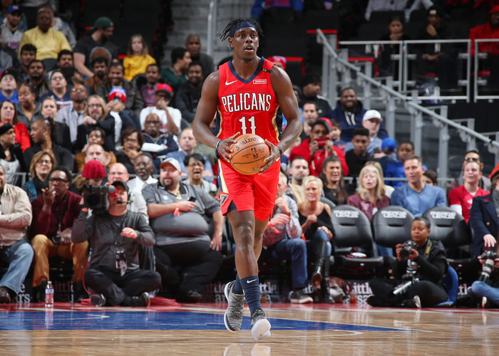 Jrue Holiday Named to 2018-19 All-Defensive Second Team   New Orleans Pelicans