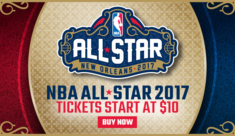 NBA All-Star is Coming to NOLA