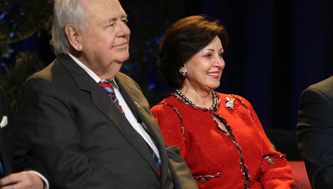 A message from owner Gayle Benson