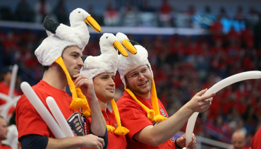 PHOTOS: Game 4 Pelicans Fans