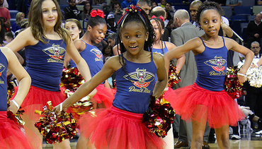 Jr. Pelicans Dance Clinic: Dec. 1