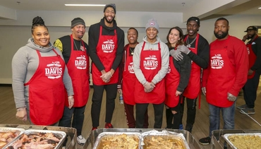 AD Hosts 6th Annual Thanksgiving