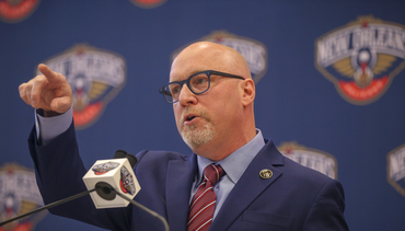 PHOTOS: Pelicans Introduce Griffin