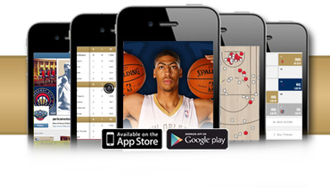 Download the Pelicans App