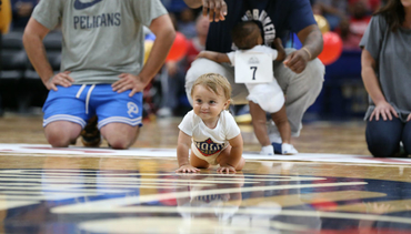 PHOTOS: 2018 Baby Crawl Race