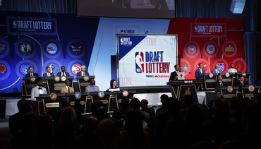 Pelicans enter lottery at No. 7