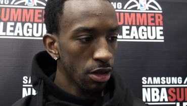 Game 5: Russ Smith Postgame