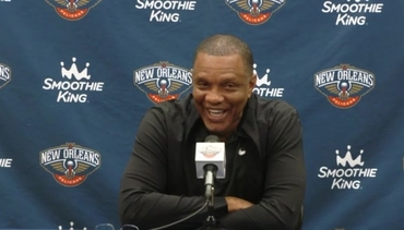 WATCH: Gentry Recaps Pels Season