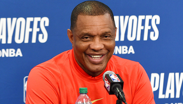 Alvin Gentry: 'I love it here'
