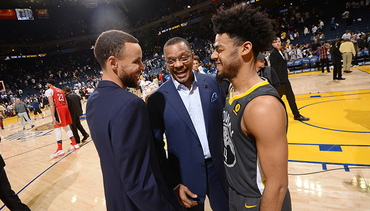 Gentry Downplays Familiarity w/ GSW