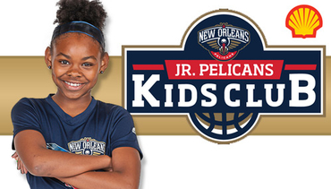 Join the Jr. Pelicans Kids Club