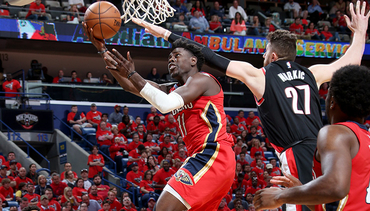 Pels Making Most of Playoff Break