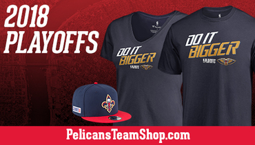 Do It Bigger with Playoff Gear