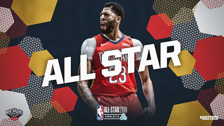 Anthony Davis named reserve for 2019 NBA All-Star Game  bf7dab5f7