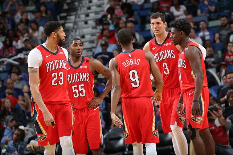 New Orleans Pelicans Playoff Schedule Vs. Trail Blazers Announced | New Orleans Pelicans