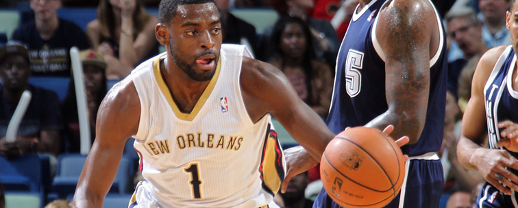 Tyreke Evans Registered a Career-High 41 Points vs. Thunder