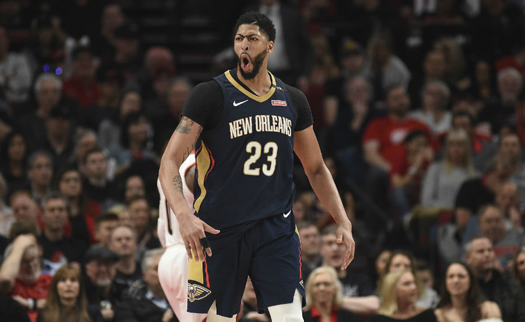 Top 50 Action Photos of the Pelicans Postseason 2018