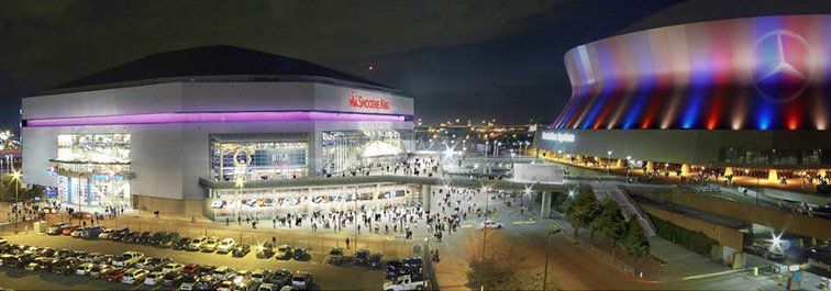 Smoothie King Center Renovations