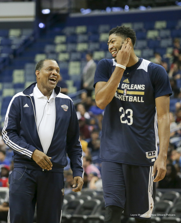 Pelicans Open Practice September 28, 2016