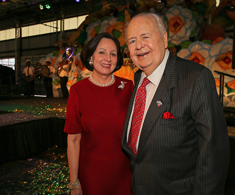 Remembering Pelicans owner Tom Benson