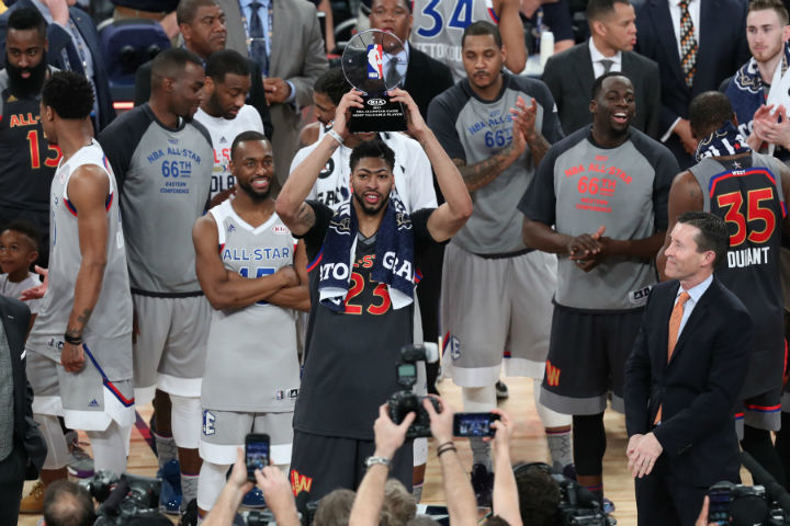 Best of 2017 NBA All-Star
