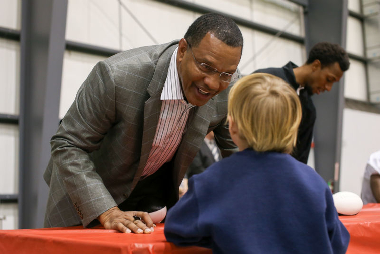 Pelicans, Chevron host event for Boys and Girls Club