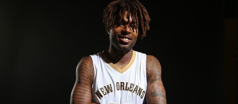 Chris Douglas-Roberts is wearing No. 55 in preseason for the Pelicans