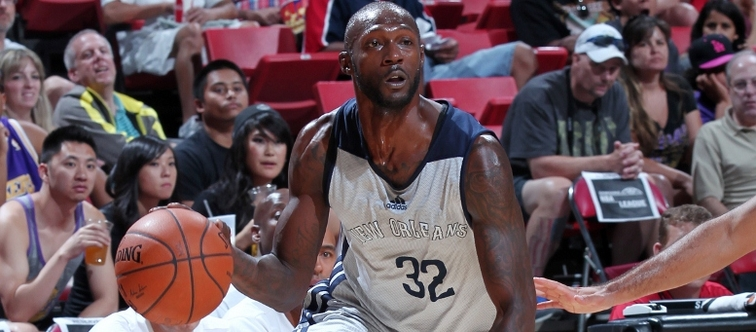 Pelicans wing Courtney Fells racked up a game-best 25 points Sunday