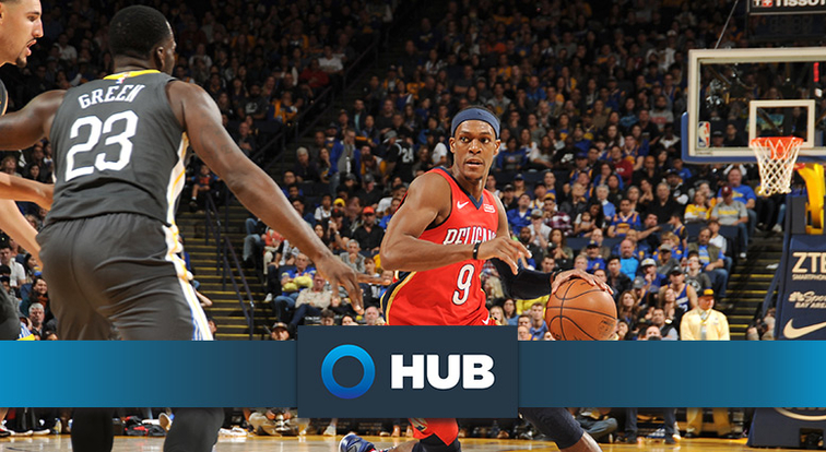 Behind the Numbers presented by HUB International: Warriors at Pelicans
