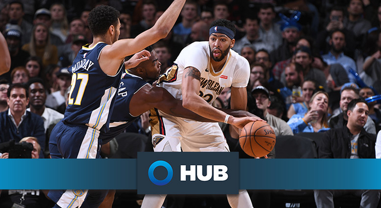 Cousins' 40/22 night leads Pelicans past Nuggets, 123-114