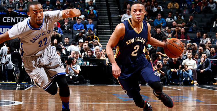 72c2e9f89 Pelicans guard Tim Frazier relished opportunity to play in Alvin Gentry  system