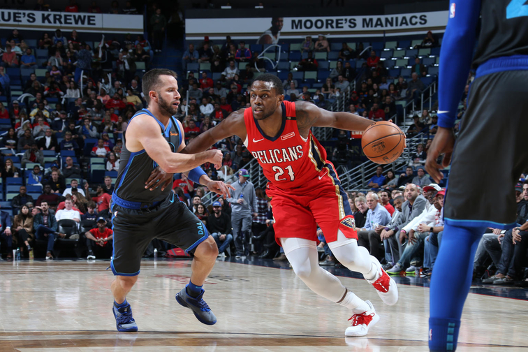 d726fea7f Game 26  Pelicans vs. Mavericks Postgame Quotes 12-5-18