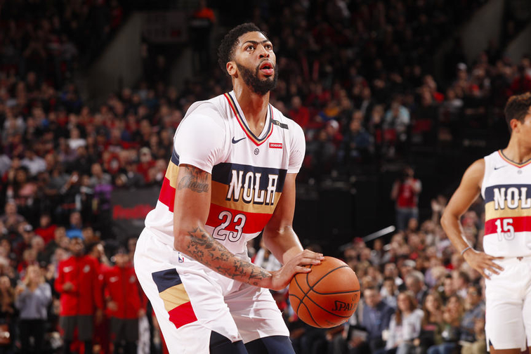 47086245322 Anthony Davis Injury Update