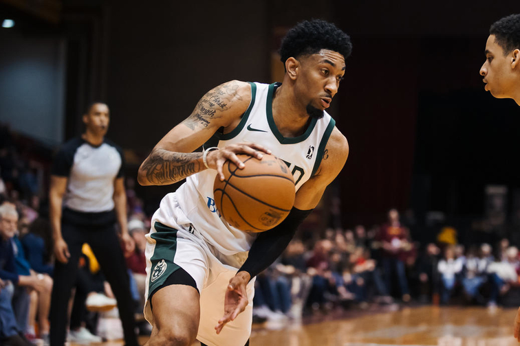 Wisconsin Herd v Canton Charge