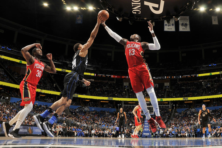New Orleans Pelicans v Orlando Magic
